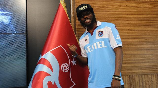Trabzonspor'un yıldızı Gervinho'dan şampiyonluk sözleri