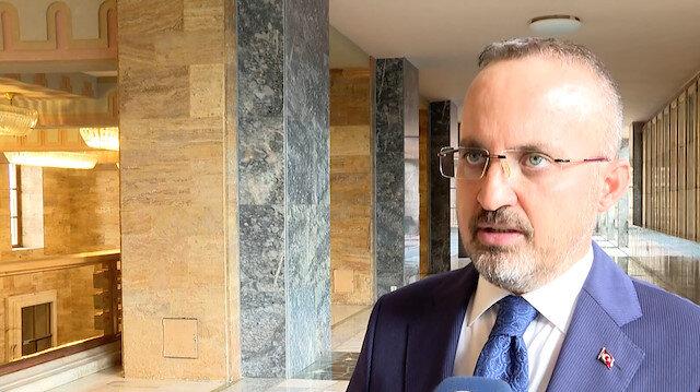 AK Parti Grup Başkanvekili Bülent Turan: Erken seçim demek koalisyonlu yılların talebi ve saçmalığıdır