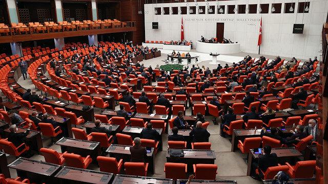Meclis 'torba teklif' mesaisinin ardından tatile giriyor