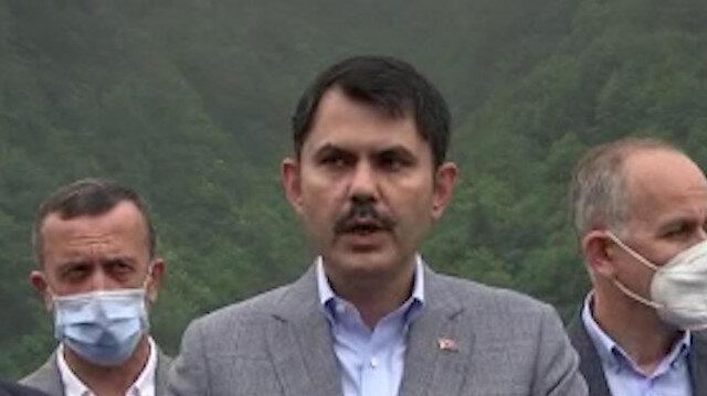 Bakan Kurum: 2023 yılında inşallah o özlediğimiz Ayder'imize kavuşacağız