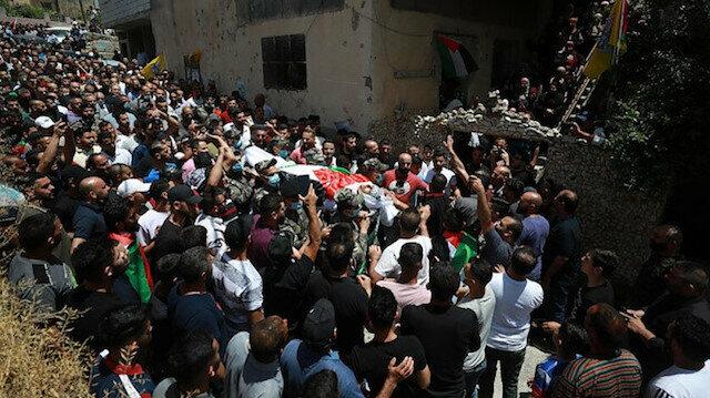 İsrail Filistinli şehit yakınları için ayrılan ödeneği kesti