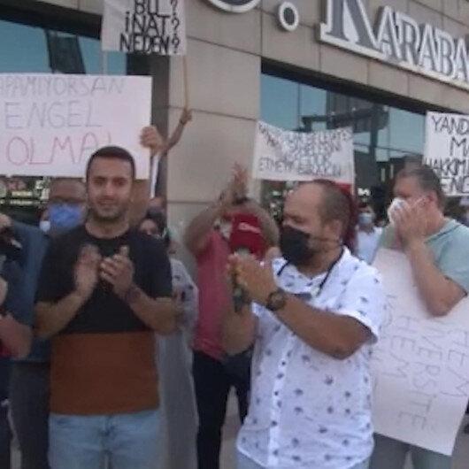 CHPli Belediye Başkanı Muhittin Selvitopu TOKİ konutlarının planlarını iptal ettirdi: Hak sahipleri tepki gösterdi