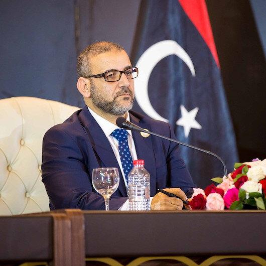 Libya Devlet Konseyi Başkanı: Türk güçleri paralı askerlerle bir tutulamaz