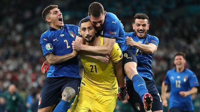 EURO 2020'nin en iyi futbolcusu belli oldu