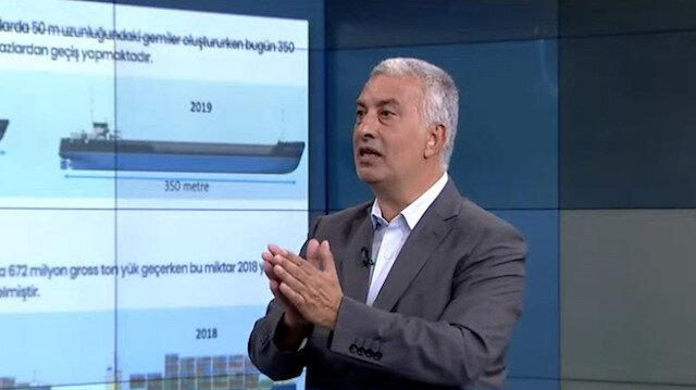 Piri Reis Denizcilik Vakfı Başkanı Vehbi Koçtan TVNETe özel açıklamalar
