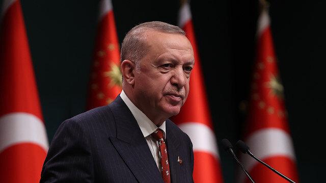Cumhurbaşkanı Erdoğan'dan bayram tatili açıklaması: 16 Temmuz Cuma akşamı başlayıp 26 Temmuz Pazartesi bitecek