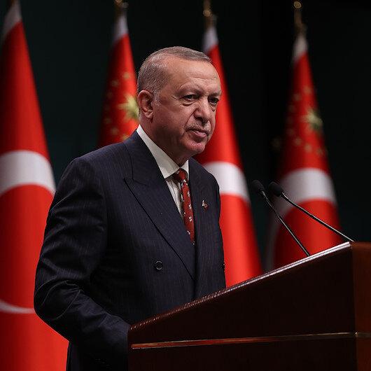 Cumhurbaşkanı Erdoğandan bayram tatili açıklaması: 16 Temmuz Cuma akşamı başlayıp 26 Temmuz Pazartesi bitecek