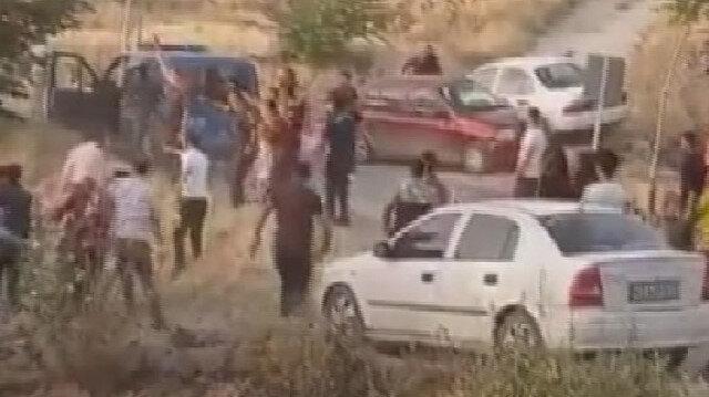 Konyada mahalle düğününde kavga: Jandarma uyarı ateşi açmak zorunda kaldı