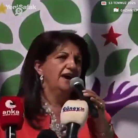 HDP'li Pervin Buldan'dan Millet İttifakı'na rest: Kimse bizden 31 Mart'taki desteği beklemesin