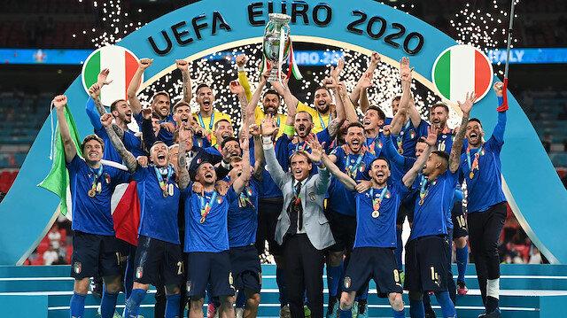 EURO 2020'nin en iyi 11'i belli oldu: Kadroda sürpriz isim