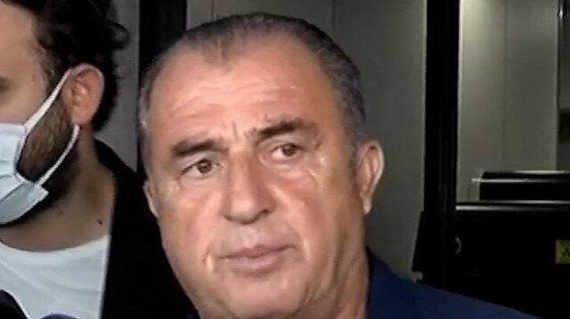 İstanbul'a dönen Fatih Terim'den açıklama: Bu Galatasaray'a yapılmadı nereye yapıldığı çok açık