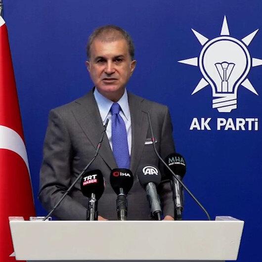 AK Parti Sözcüsü Çelik: Son 5 gündür Marmarada müsilaj görülmüyor