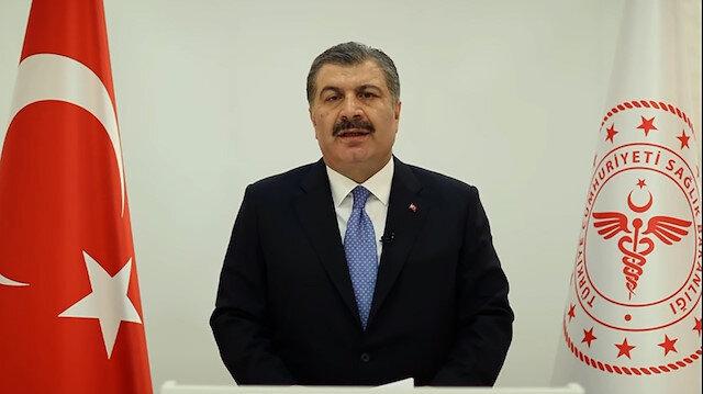 Sağlık Bakanı Koca: Bu bayram birbirimize sarılmadan geçireceğimiz son bayram olacak
