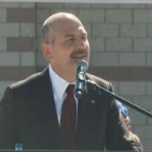 Bakan Soylu: PKKnın kaynaklarını kuruttuk