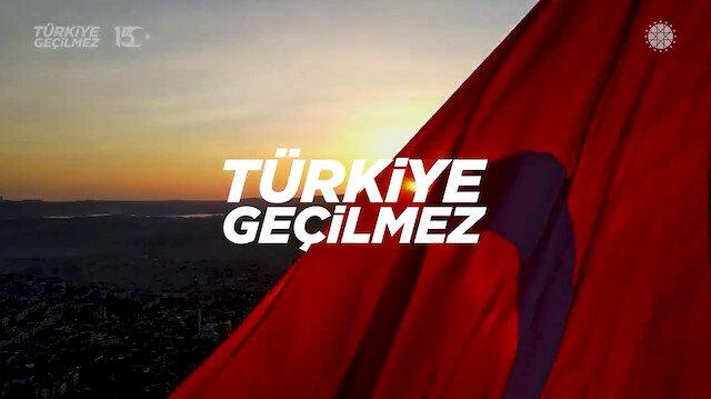 İletişim Başkanı Fahrettin Altun paylaştı: Türkiye geçilmez