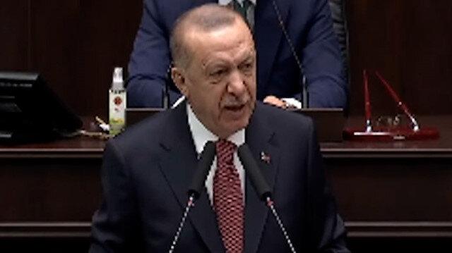 Cumhurbaşkanı Erdoğan: Kıyılarımızdaki müsilajı nasıl temizlediysek siyasi müsilajı da aynı şekilde temizleyeceğiz