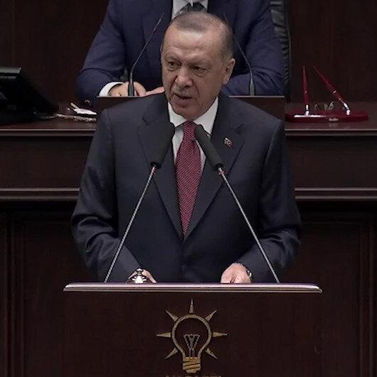 Cumhurbaşkanı Erdoğan: Ülkemizi dünyada hak ettiği yere çıkarmanın peşinde koşacağız