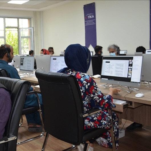 """""""تيكا"""" التركية تنظم دورة لأطباء أفغان حول مكافحة كورونا"""