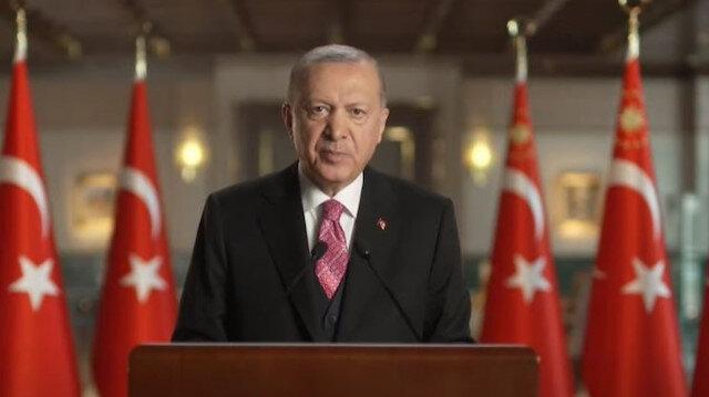 Cumhurbaşkanı Erdoğan: Dün ve bugün başaramadılar yarın da başaramayacaklar