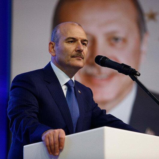 İçişleri Bakanı Soylu: Yemin olsun bir tane bile FETÖ'cü çer çöp bırakmayacağız