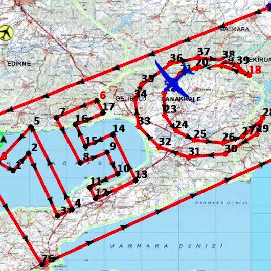 Selçuk Bayraktar paylaştı: AKINCI S-1 15 Temmuz Saygı Uçuşunu tamamladı