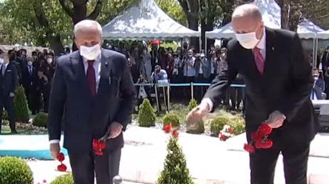 Cumhurbaşkanı Erdoğan Gazi Meclis'te