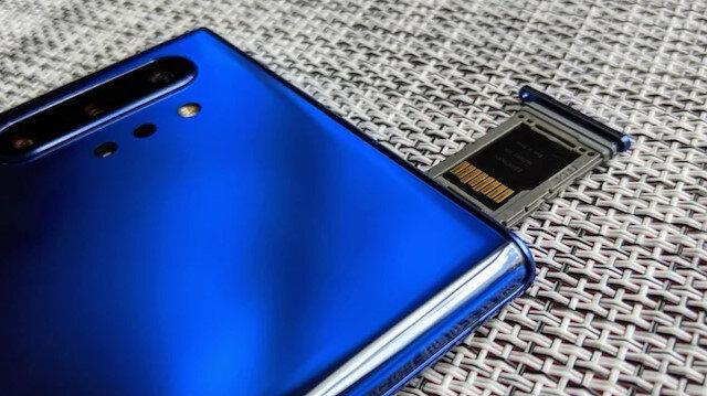 Android telefonlarda microSD kart nasıl formatlanır?