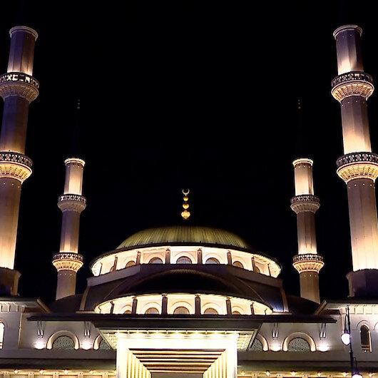 15 Temmuz şehitleri Beştepe Millet Camisinde dualarla anıldı