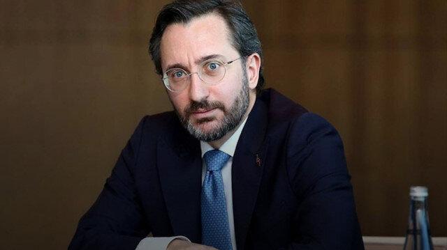 İletişim Başkanı Altun'dan Avrupa Adalet Divanının başörtüsü kararına tepki: Faşizm mahkemelere sıçradı