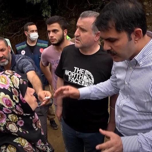 Selde hac parası kaybolan Gülizar Teyzeye Bakan Kurumdan söz: Üzülme gerekeni yapacağız