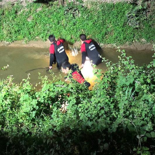 Sulama kanalına düşen 4 yaşındaki çocuktan acı haber: Cansız bedenine altı saat sonra ulaşıldı