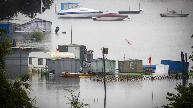 Belçika'da sel felaketi nedeniyle ölenlerin sayısı 27'ye çıktı: Bir günlük milli yas ilan edildi
