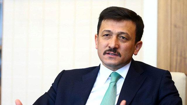 AK Parti Genel Başkan Yardımcısı Hamza Dağ'dan Tunç Soyer'e 15 Temmuz tepkisi