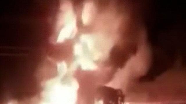 Kenya'da akaryakıt tankeri patladı: 13 ölü, 11 yaralı