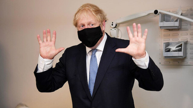 İngiltere Başbakanı Boris Johnson karantinaya girecek