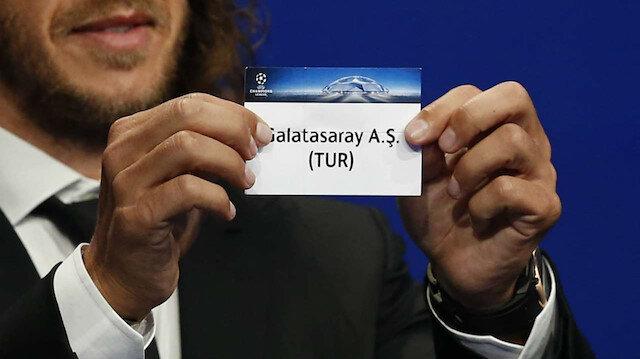 Galatasaray'ın Avrupa'daki muhtemel rakipleri belli oldu