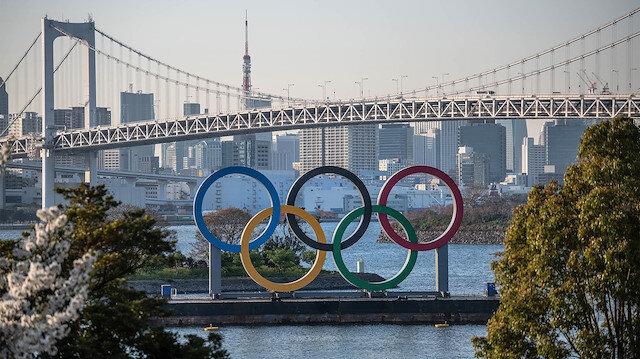 Tokyo'ya gelen olimpiyat sporcularında ilk pozitif koronavirüs vakası