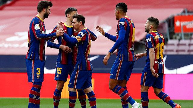 Filistin çağrı yaptı, Barcelona maçı iptal etti