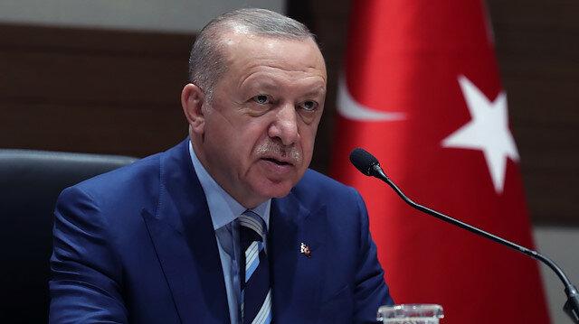 Cumhurbaşkanı Erdoğan: Adadaki kardeşlerimizle çifte bayram yaşayacağız