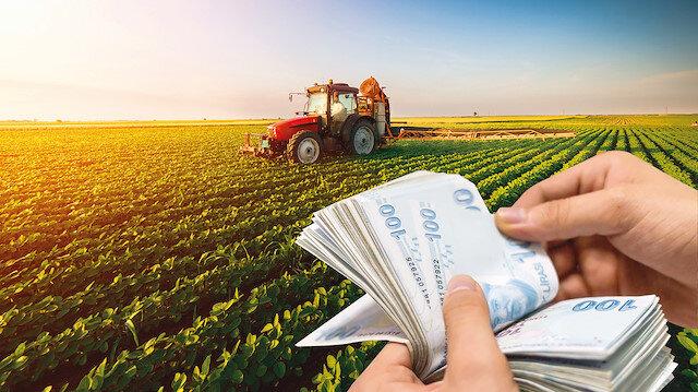 Tarım Kredi'den 600 milyon TL faizsiz kredi