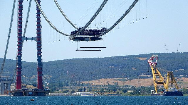Çanakkale Köprüsü ile boğaz 6 dakikada geçilecek: Dünyanın en büyük asma köprüsü olacak