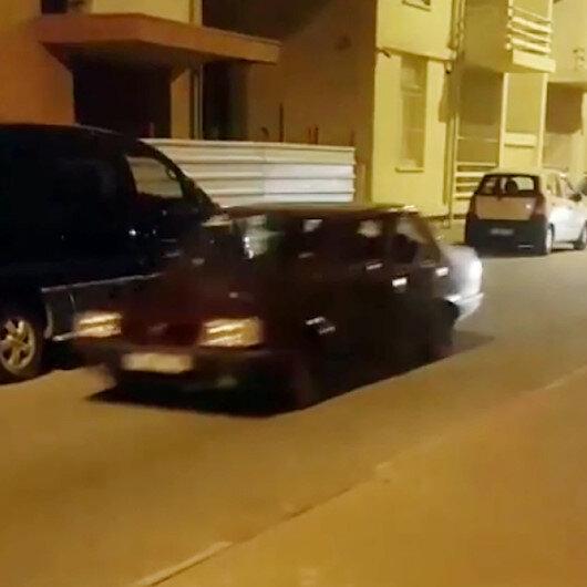 Antalyada polisi peşine takan ehliyetsiz sürücüye ceza yağdı