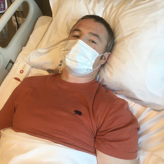 İrlandalı turist 'gelmem' dediği Türkiye'de olduğu ameliyatla sağlığına kavuştu