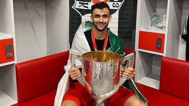 Rachid Ghezzal'ın yeni takımı belli oldu: 3+1 yıllık sözleşme imzalanacak