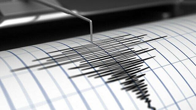 İzmir Karaburun'da art arda depremler