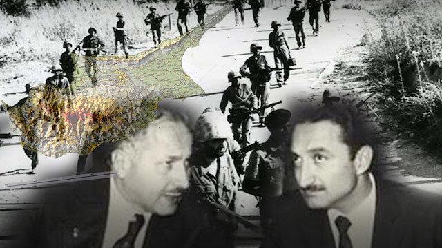 CIA: Kıbrıs'ta en büyük engel Erbakan