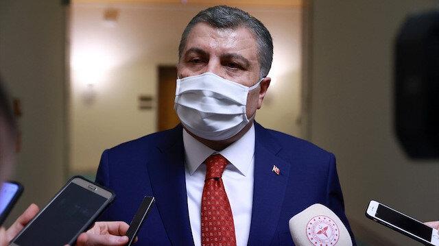 Sağlık Bakanı Koca: Artvin'de göçük altında kalan bir kişinin hastaneye nakli yapıldı
