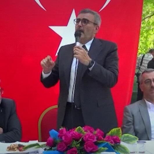 Mahir Ünaldan ABDnin fonladığı medya kuruluşlarına sert tepki: Türkiye'nin özgüvenine saldırıyorlar