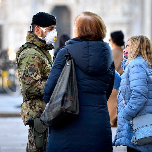 İtalya'da Kovid-19 salgınına yönelik OHAL yıl sonuna kadar uzatıldı