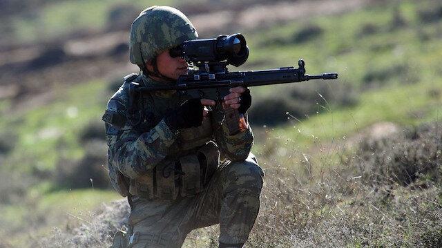PKK'ya ağır darbe: Aralarında sorumlunun da bulunduğu 3 terörist etkisiz hale getirildi